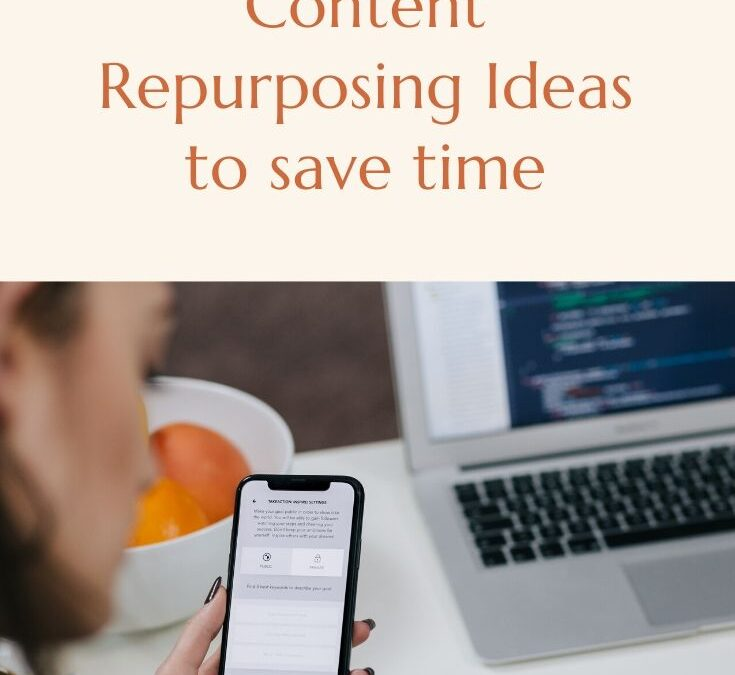 Content Repurposing Ideas to save time and create amazing conversion content