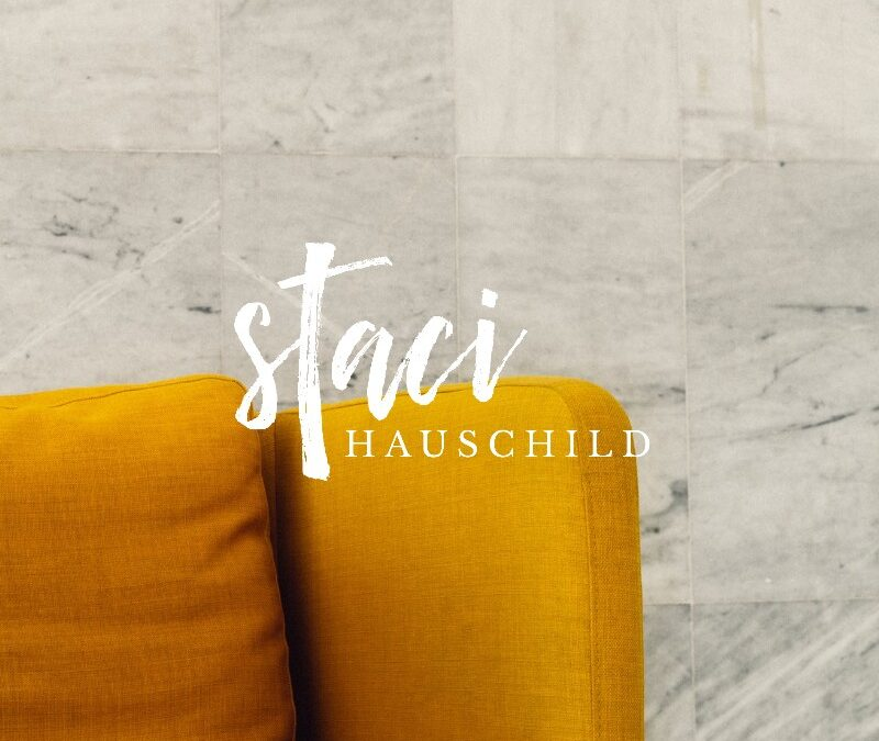 Branding and WordPress Website Design for Staci Hauschild