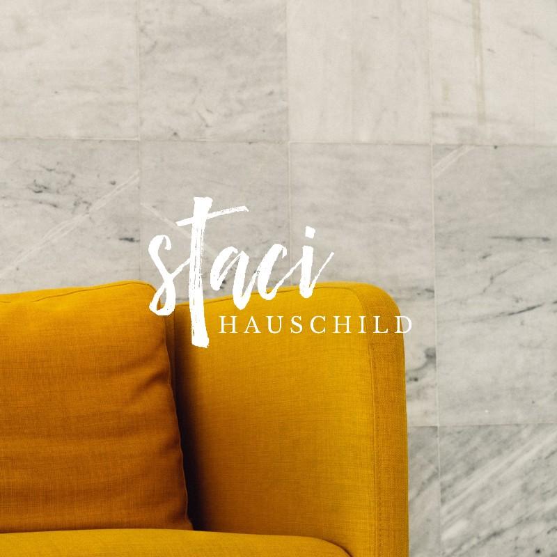 Branding and WordPress Website Design for Staci Hauschild